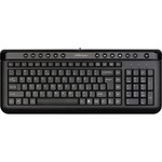 Compucessory Multimedia Keyboard CCS28950