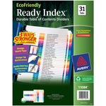 Avery Ready Index Table of Contents Divider AVE11084