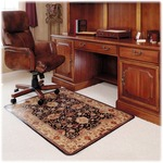 Deflect-o Harbour Pointe Meridian Rectangular Chairmat DEFCM15242MER