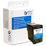 Elite Image Ink Cartridge - Remanufactured for HP - Tri-color ELI75407