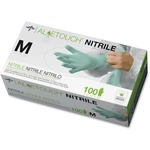 Medline Aloetouch Examination Gloves MIIMDS195085R