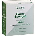 Medline CARING Woven Gauze Sponge MIIPRM4412