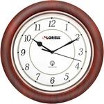Lorell Radio Control Wall Clock LLR60986