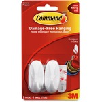 Command Strips and Designer Small Hook MMM17082