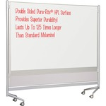 Balt Mobile Dry Erase Double-sided Partition BLT74764