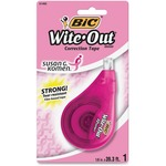 BIC Wite-Out Breast Cancer Aware Correction Tape BICWOTAP1SGK