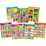 Carson-Dellosa Early Childhood Learning Charlet Set CDP144131