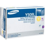 Samsung Toner Cartridge - Yellow SASCLTY508L