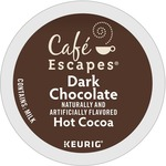 Cafe Escapes Dark Chocolate Hot Cocoa