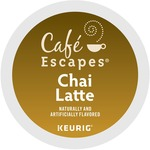 Cafe Escapes Chai Latte Specialty Tea