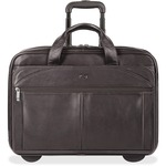 "Solo Classic Carrying Case (Roller) for 15.6"" Notebook - Brown USLD5293"