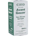 Caring Nonsterile 4-ply Nonwoven Gauze Sponges