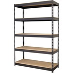 Hirsh Riveted Boltless Shelf Unit HID17313