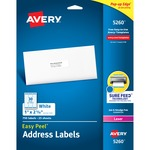 Avery Easy Peel Address Labels AVE5260