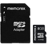 Memorex TravelCard 98457 8 GB Secure Digital High Capacity (SDHC) MEM98457