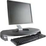 Kantek MS280B Monitor Riser with Keyboard Storage KTKMS280B