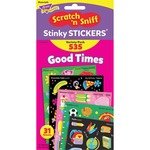 Trend Stinky Stickers T-83907 Good Times Variety Pack TEPT83907
