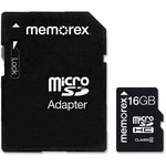 Memorex TravelCard 98456 16 GB Secure Digital High Capacity (SDHC) MEM98456