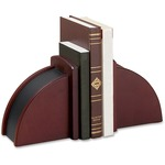 Rolodex 19350 Executive Woodline II Bookends ROL19350