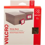 Velcro 90140 Sticky Back Hook & Loop Dot Rolls VEK90140