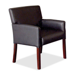 Lorell Box Arm Chair LLR69220