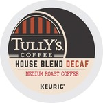 Tully's Coffee House Blend Decaf t192519