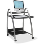 Mayline 971 Mobile Arch Computer Desk MLN971ANT