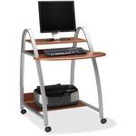 Mayline 971 Mobile Arch Computer Desk MLN971MEC