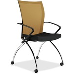 Mayline Valore TSH1 High Back Chair with Arms MLNTSH1BO