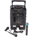 AmpliVox SW800: Titan Wireless Portable PA System APLSW800