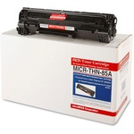 Micromicr MICR Toner Cartridge - Replacement for HP - Black MCMMICRTHN85A