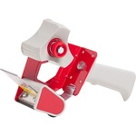 Business Source Pistol Grip Handheld Tape Dispenser BSN16463