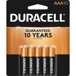 Duracell CopperTop MN1500B10Z General Purpose Battery DURMN2400B10Z