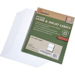 Skilcraft 7530-01-578-9298 Full Sheet File Folder Label NSN5789298