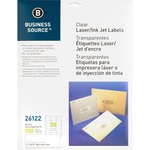 Business Source Clear Mailing Label BSN26122