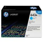 HP 643A (Q5951AG) Cyan Original LaserJet Toner Cartridge for US Government HEWQ5951AG
