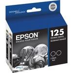 Epson DURABrite 125 Dual Pack Ink Cartridge EPST125120D2