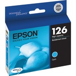 Epson DURABrite 126 Ink Cartridge - Cyan EPST126220