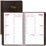 Brownline Essential Planner REDCB75BLK