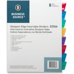 Business Source Design Index Divider BSN32366