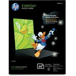 HP Everyday Photo Paper HEWCH097A