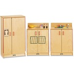 Jonti-Craft Natural Birch 3-pc Play Kitchen Set (2035JC)