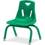Jonti-Craft Berries Plastic Chair w/Powder Coated Legs (8120JC1119)