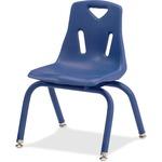 Jonti-Craft Berries Plastic Chair w/Powder Coated Legs (8120JC1003)