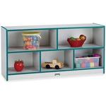 Rainbow Accents Rainbow Low Open Single Storage Shelf (0392JCWW005)