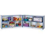 Rainbow Accents Fold-n-Lock Storage Shelf (0369JCWW003)