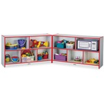 Rainbow Accents Fold-n-Lock Storage Shelf (0326JCWW008)
