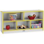 Rainbow Accents Toddler Single Storage (0324JCWW007)