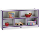 Rainbow Accents Toddler Single Storage JNT0324JCWW004