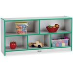 Rainbow Accents Rainbow Low Open Single Storage Shelf (0392JCWW180)